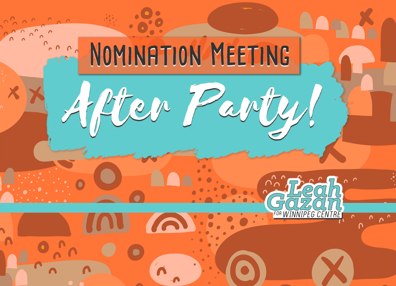 Nomination Meeting After Party