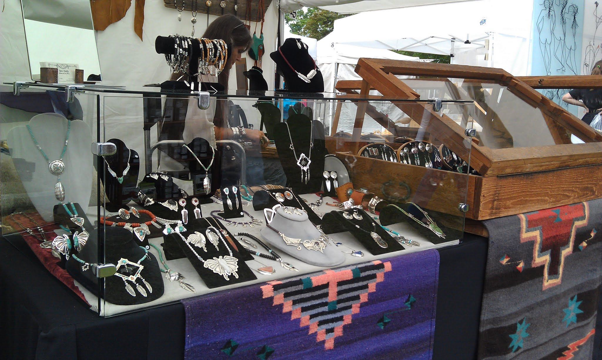 Craft Booth 7