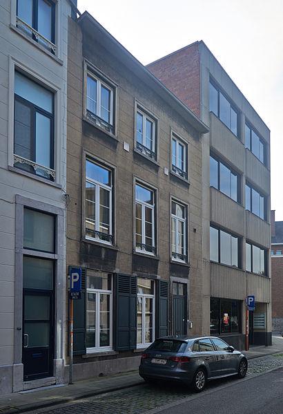 wonen in Leuven (Wikimedia Commons)