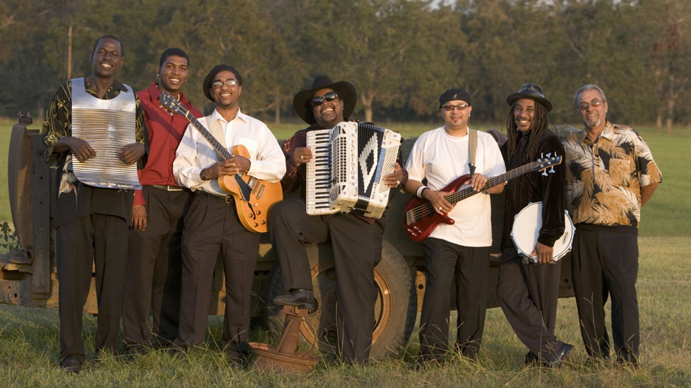 Nathan & the Zydeco Cha Chas - Levitt AMP Your City Music