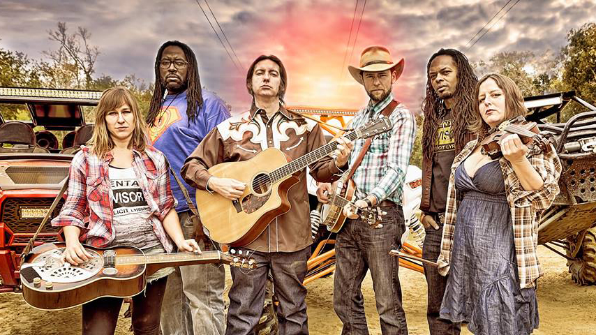 Image result for gangstagrass