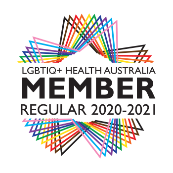 This website is run by a member of LGBTIQ+ Health Australia, click to verify