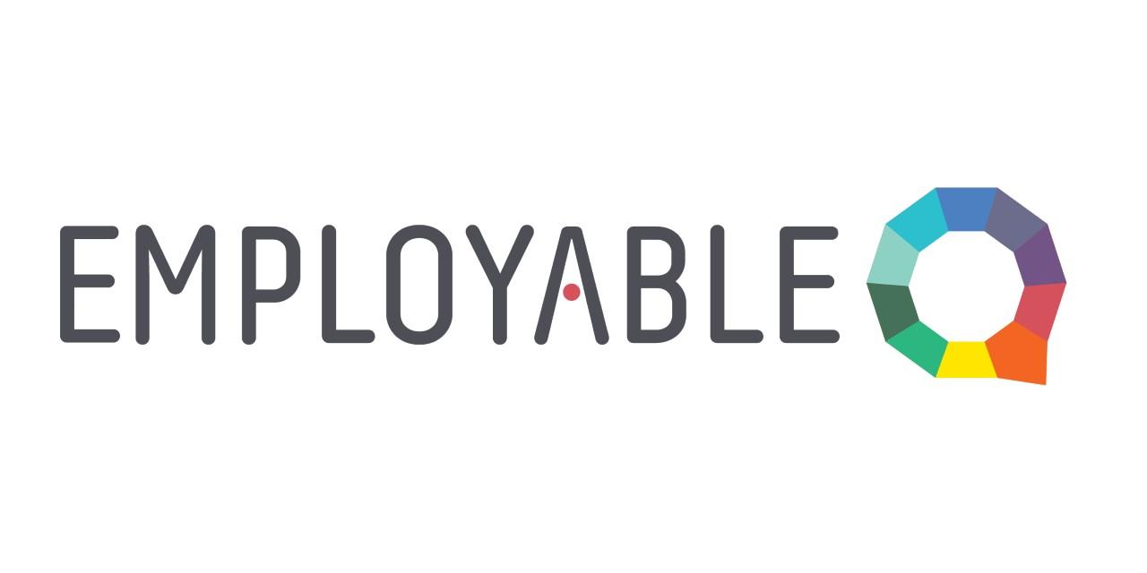 EmployableQ Rainbow Logo