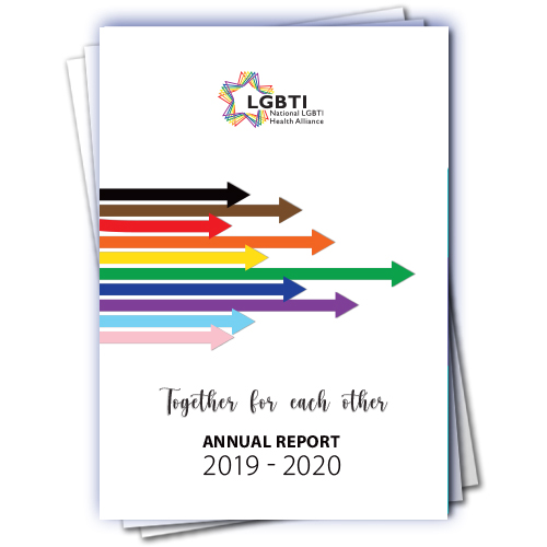 The 2020 Annual Report cover