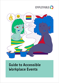 Guide to Accessible and Inclusive Workplace Events