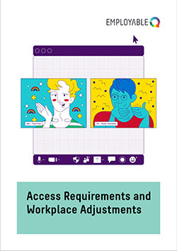 Access Requirements Workplace Adjustments