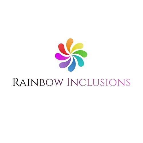 Rainbow Inclusions