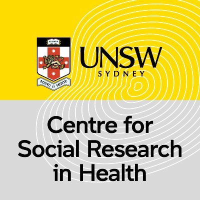 UNSW: Centre for Social Research in Health; Social Policy Research Centre