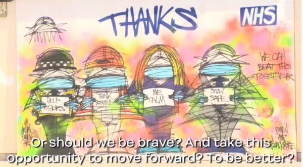 Move Forward Together - A Film by Layla Moran