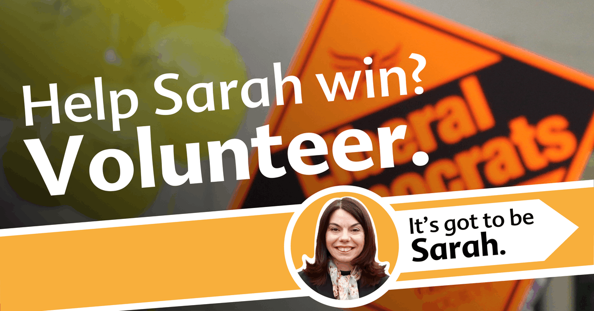 Volunteer and help us win Richmond Park!