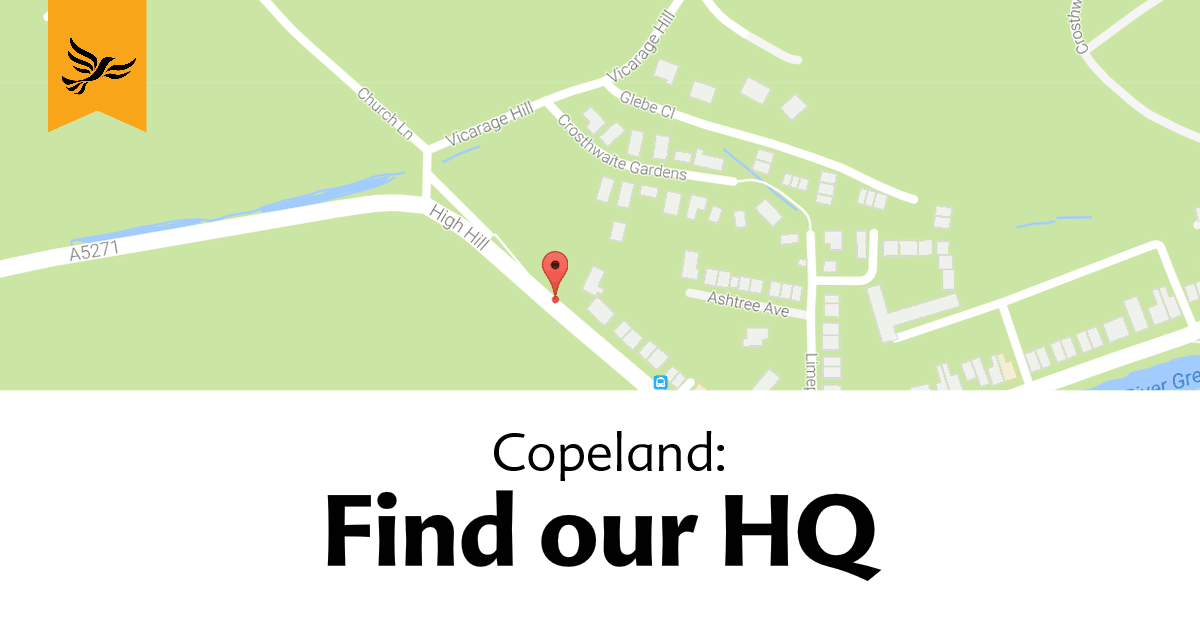 Find our HQ - Copeland