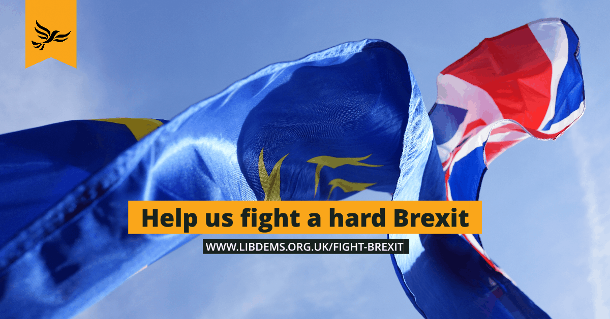 Help us stop a hard Brexit