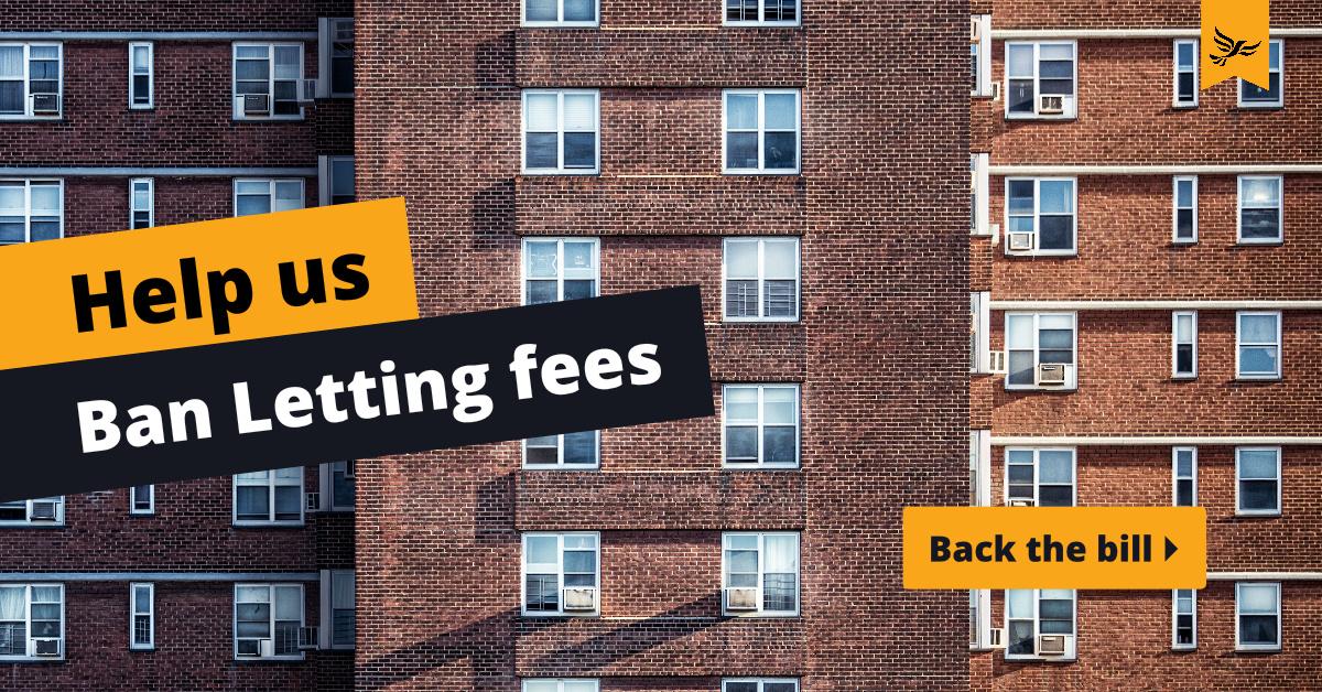 Help us scrap letting fees: