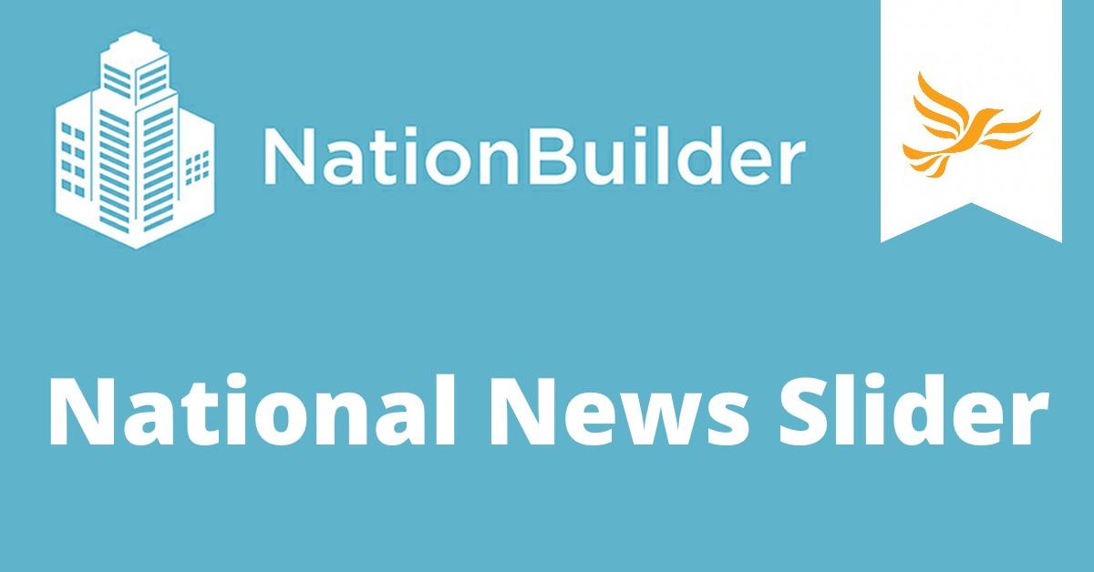 National News Slider
