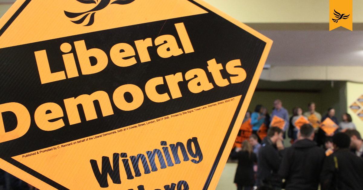 Get your Liberal Democrat Membership Form here: