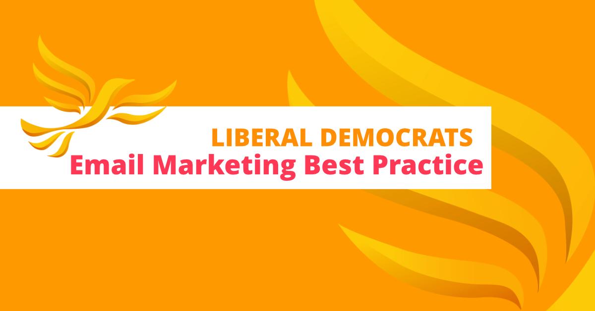 Email marketing best practice
