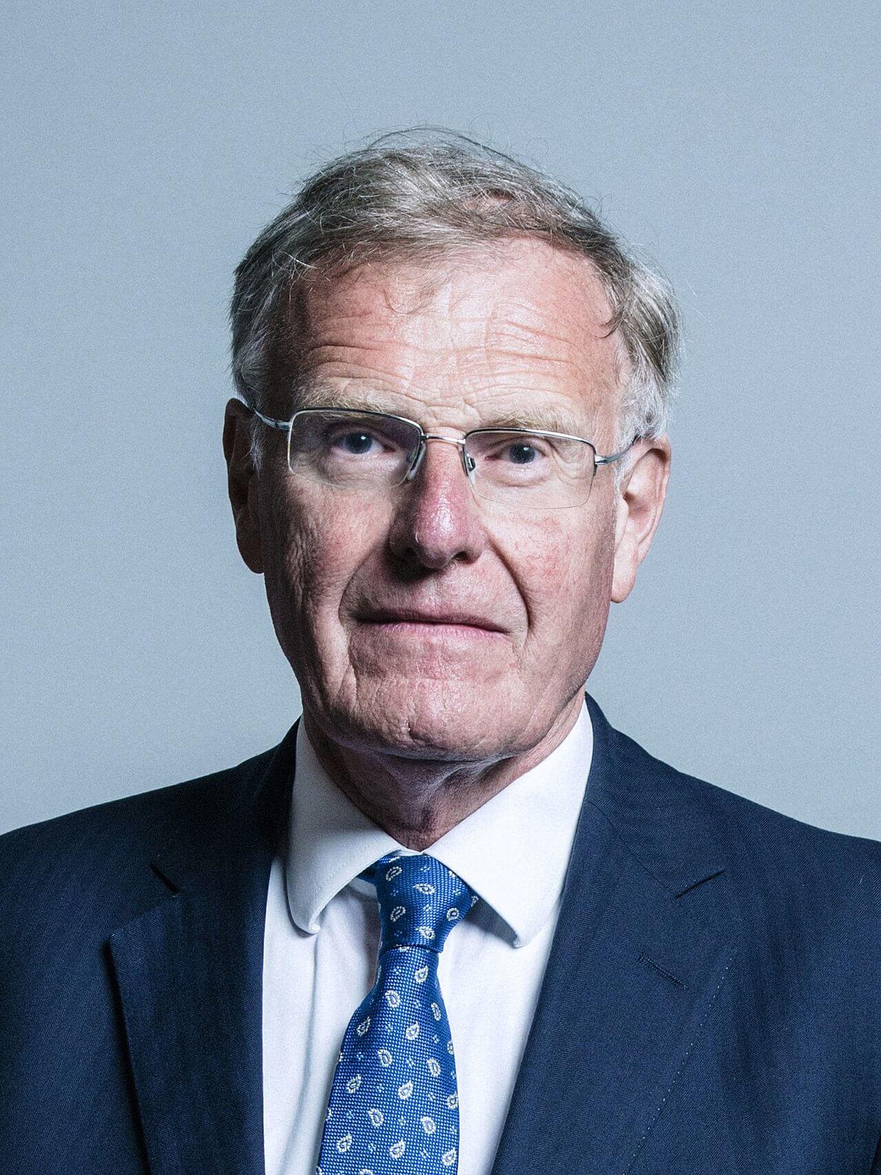 Conservative MP Sir Christopher Chode