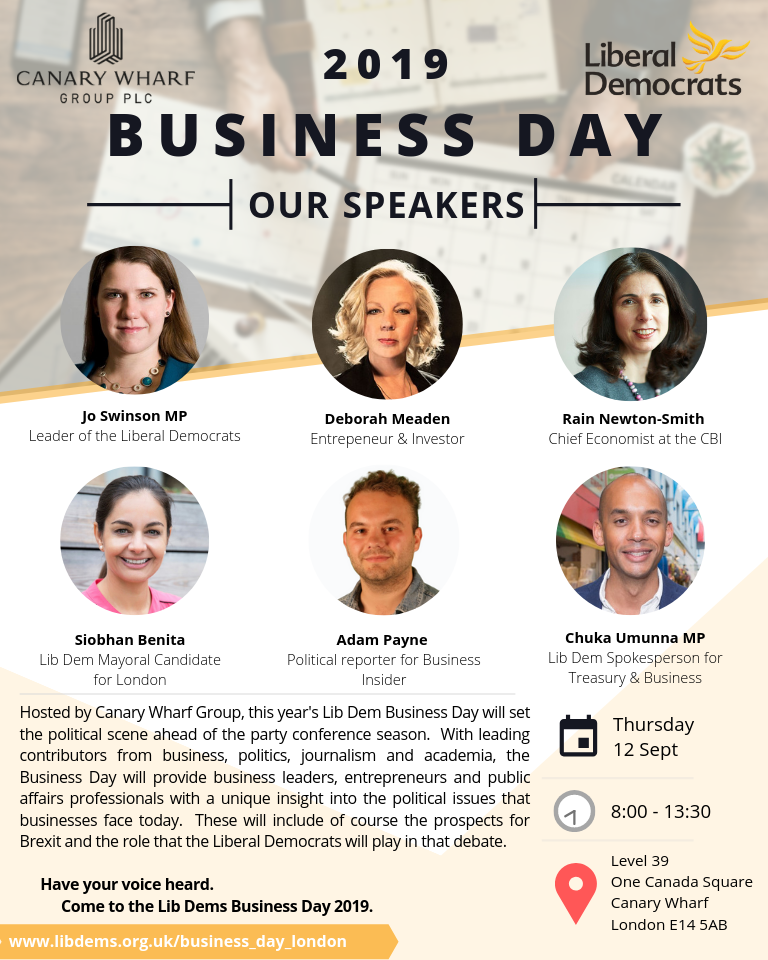 Business Day 2019
