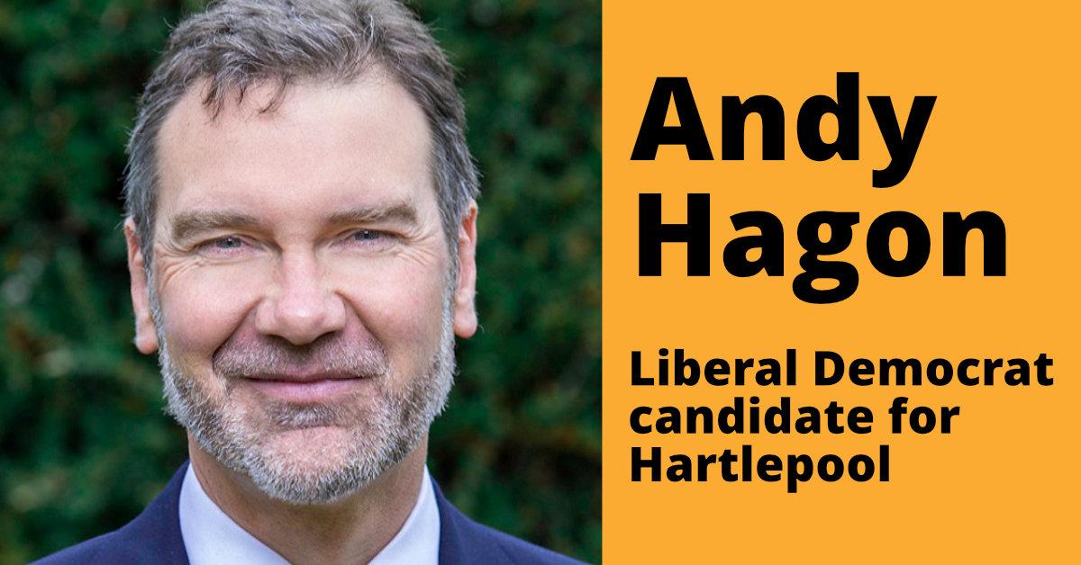 Andy Hagon