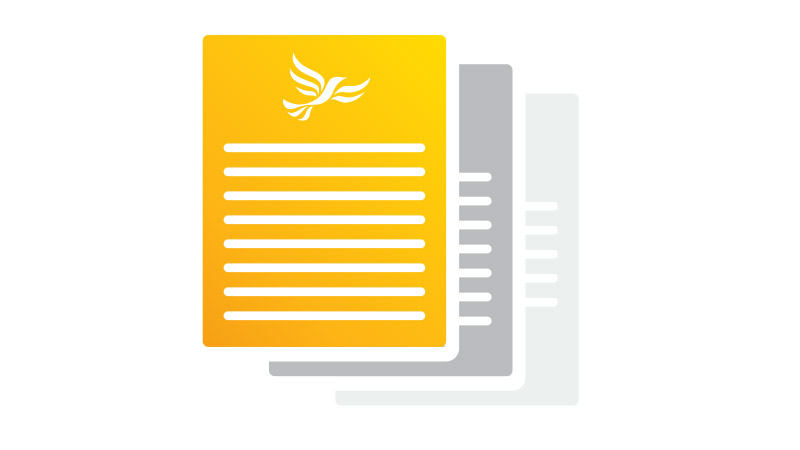 Liberal Democrat Principles and Values