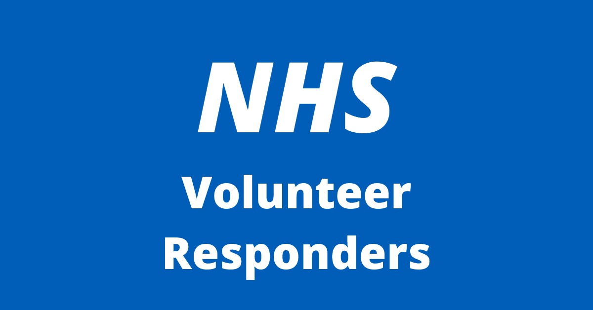 NHS Volunteers