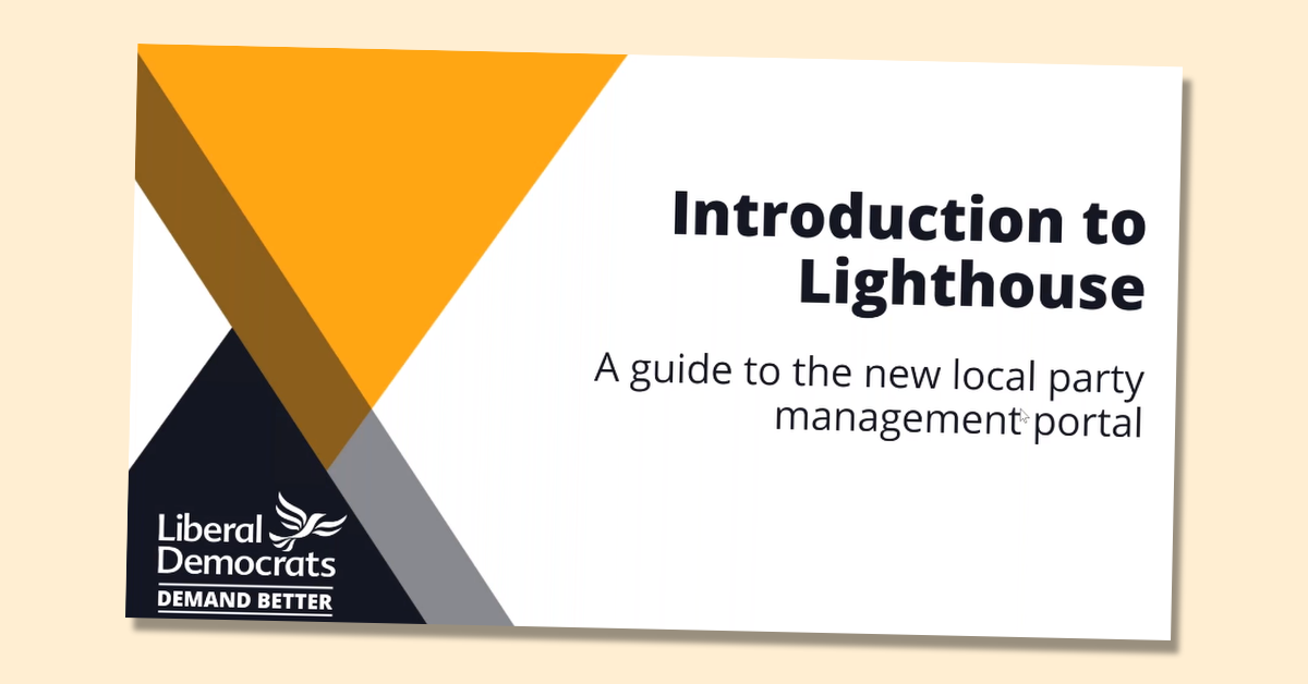 An Introduction to Lighthouse