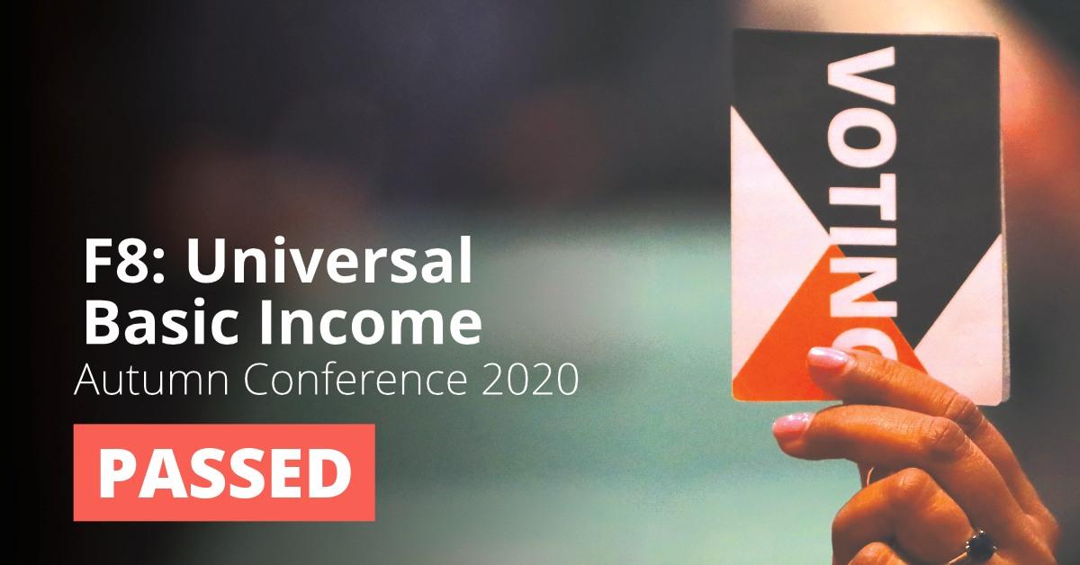 F8: Universal Basic Income