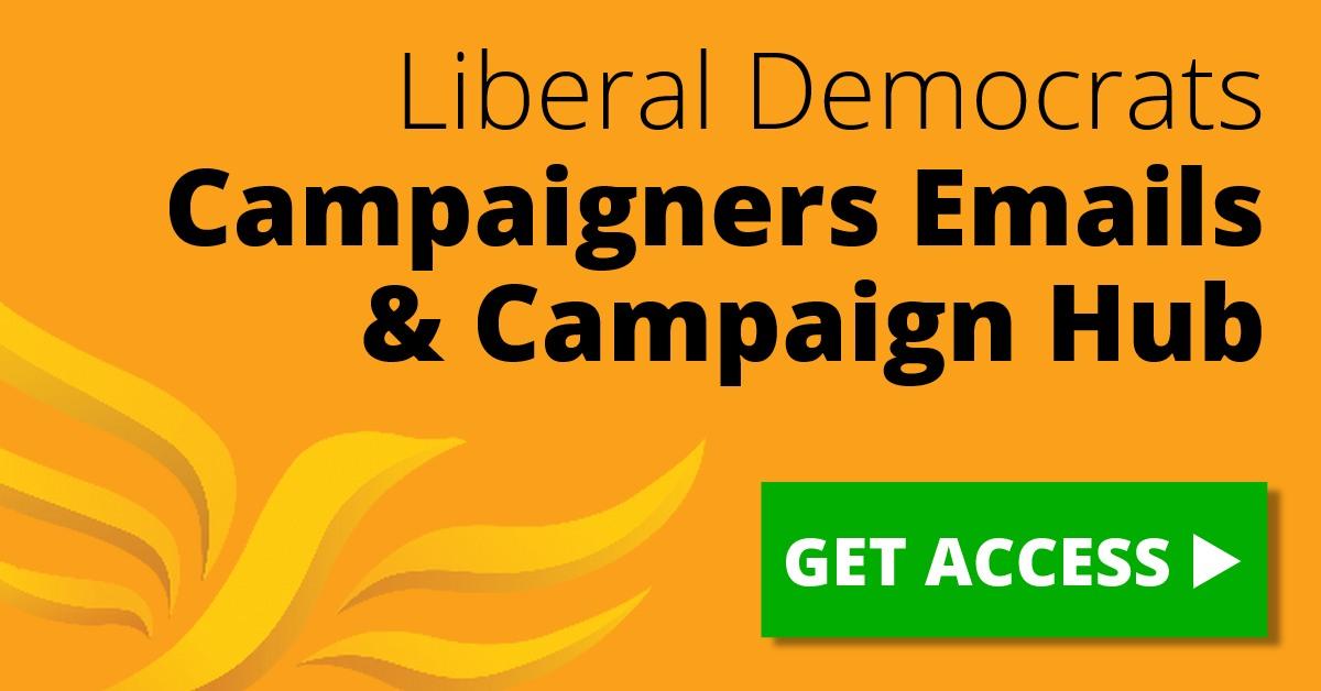 Access the Campaign Hub