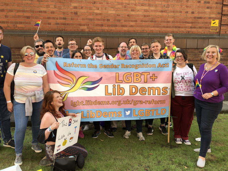 The LGBT Lib Dems