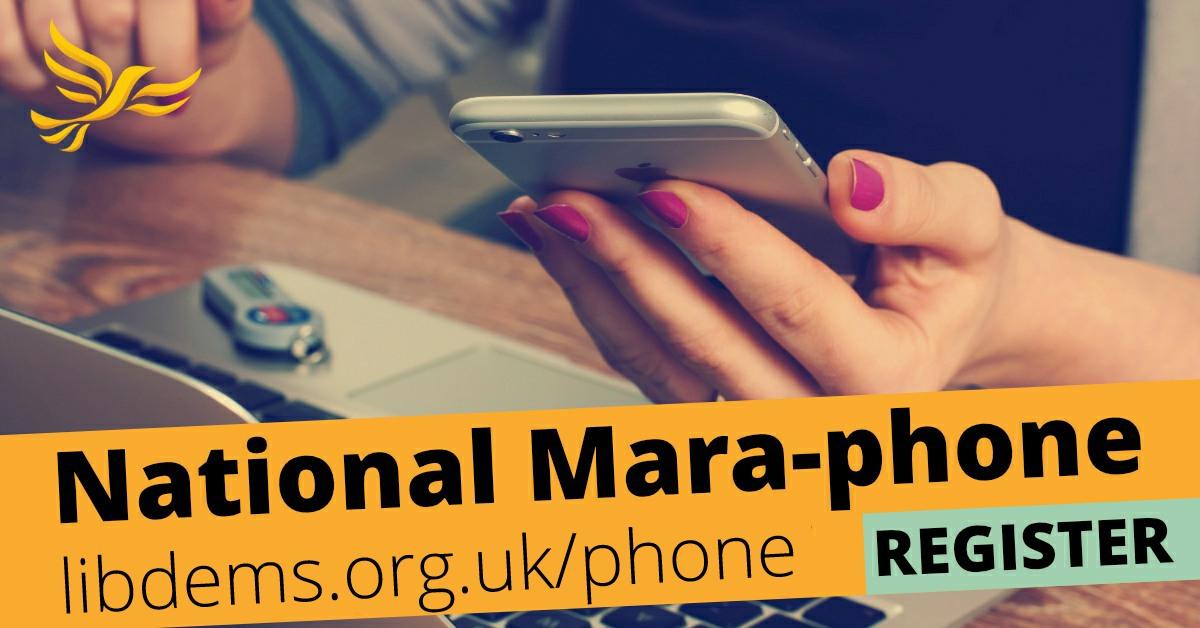 National Mara-phone