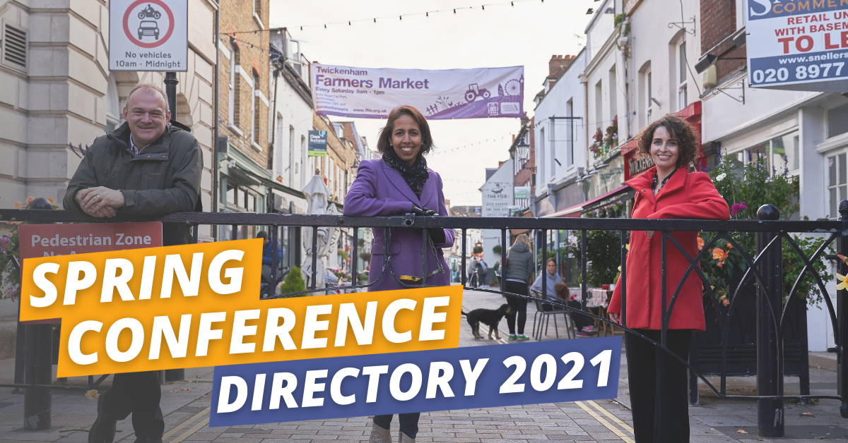 Conference Directory- Spring 2021