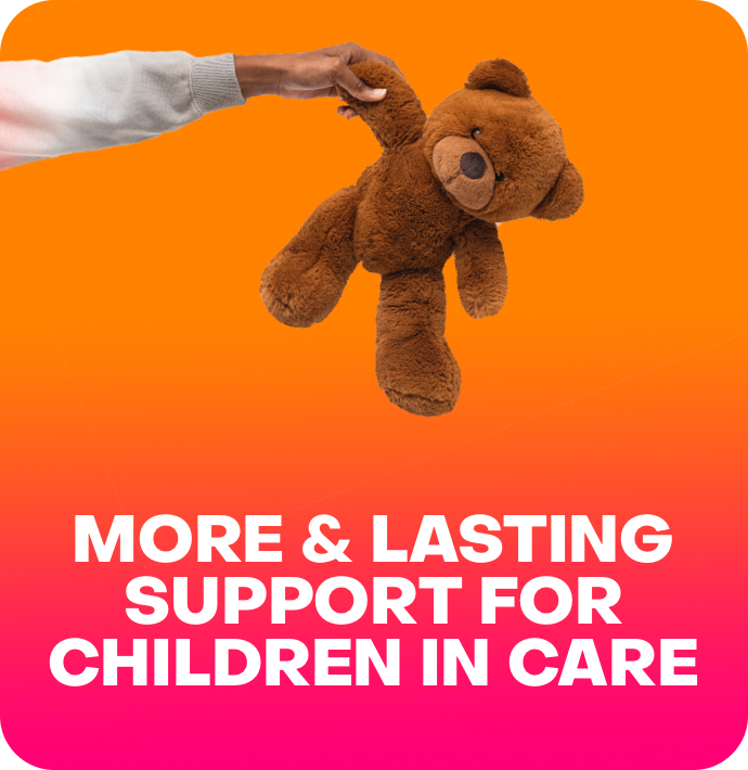 Support for Children in Care