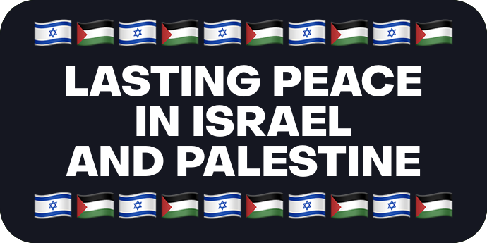 Peace for Israel and Palestine