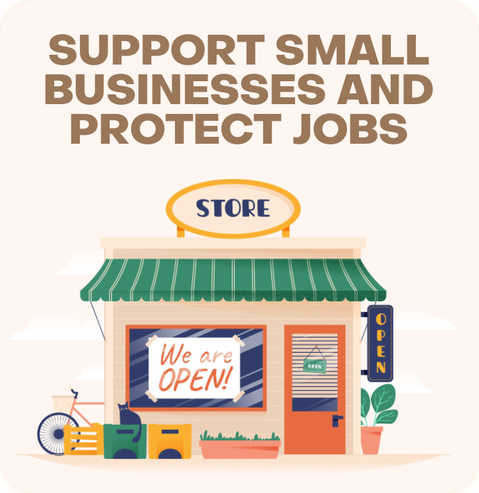 Protecting Jobs and Small Business