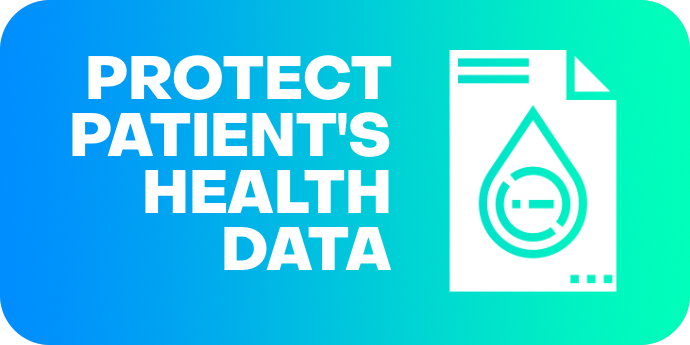 Protecting Patient's Healthcare Data