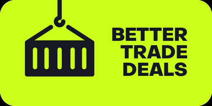 Better Trade Deals