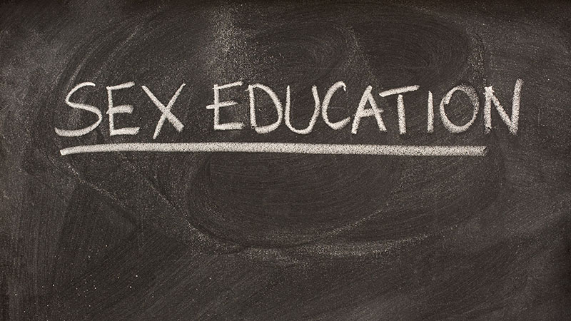 Against sex education in shools apologise, but