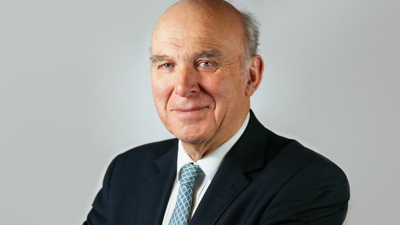 F23: Vince Cable's speech