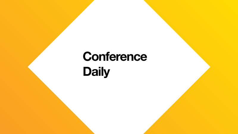 Conference daily