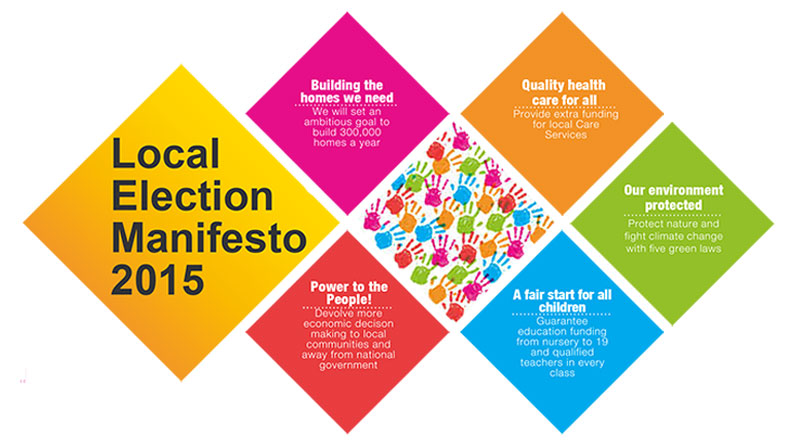 Local Election manifesto