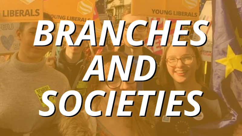 Branches and Societies