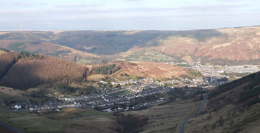 South Wales East Valleys