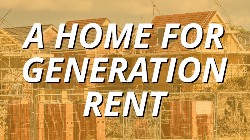 A Home for Generation Rent