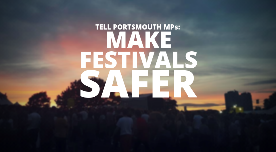 Make Festivals Safer