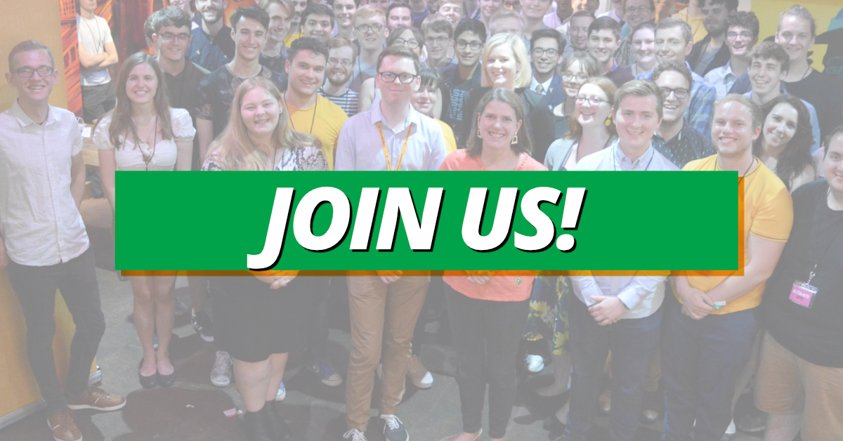 Join the Young Liberals!