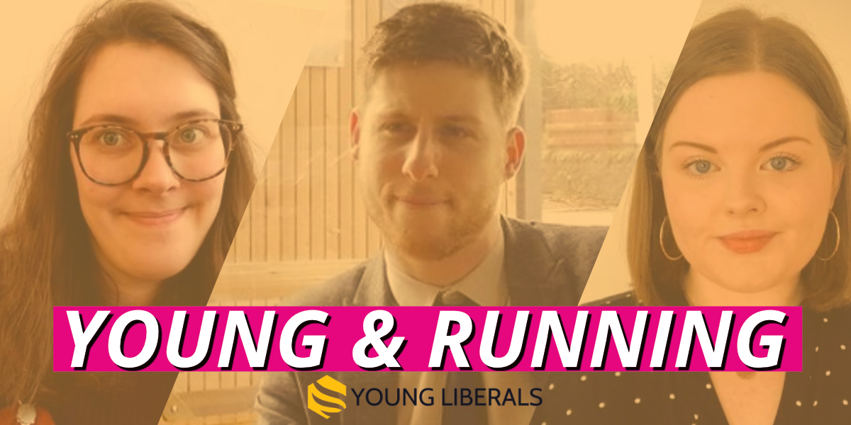 Young and Running