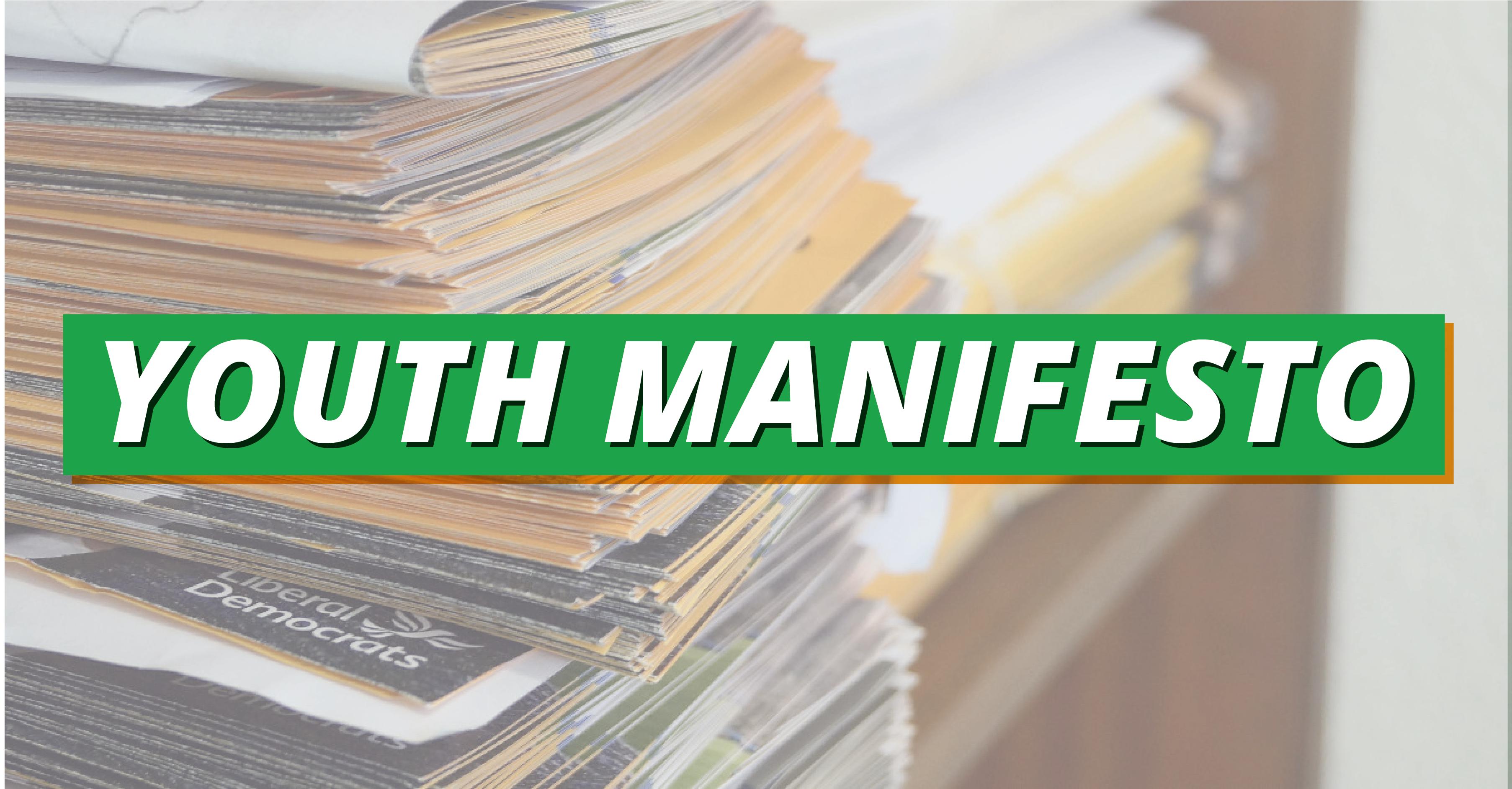2021 Youth Manifesto