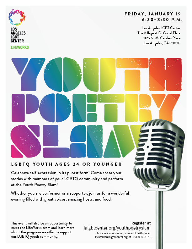 Youth Poetry Slam