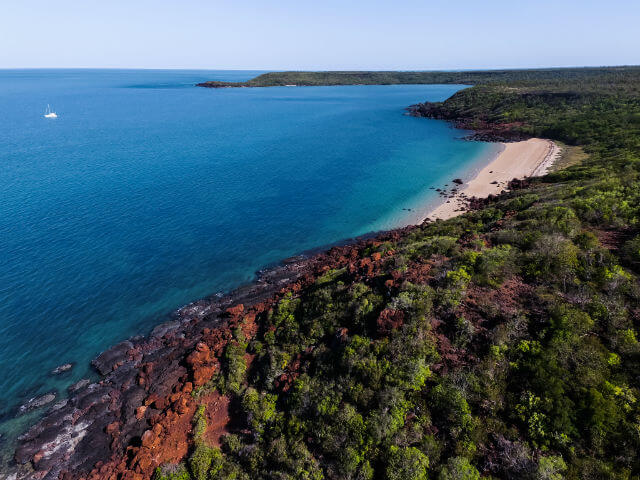 Parry Harbour in the North Kimberley
