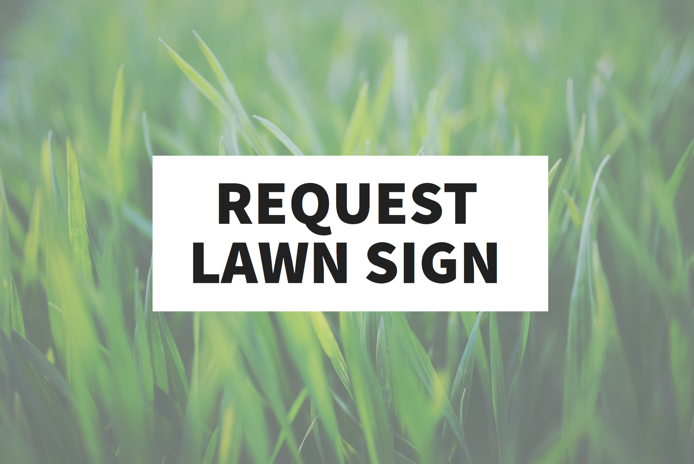 LawnSign